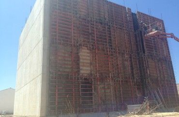 muros a gran altura galodasa